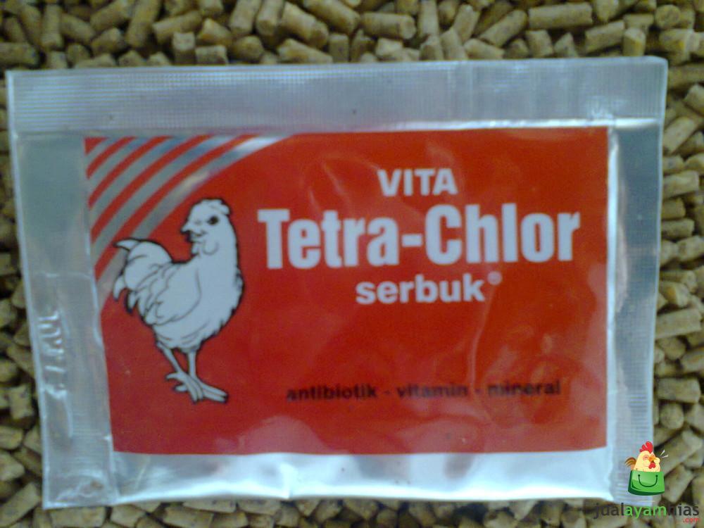 Serbuk Vita Tetra Chlor