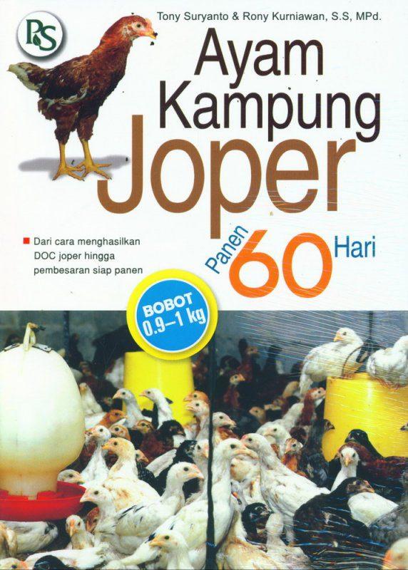 AYAM KAMPUNG JOPER PANEN 60 HARI / PENEBAR SWADAYA Image