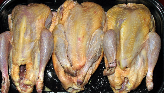The taste and texture of guinea fowl meat are almost the same as chicken meat, it's just that the nutritional content is slightly different. | 3 Guinea Fowl Meat