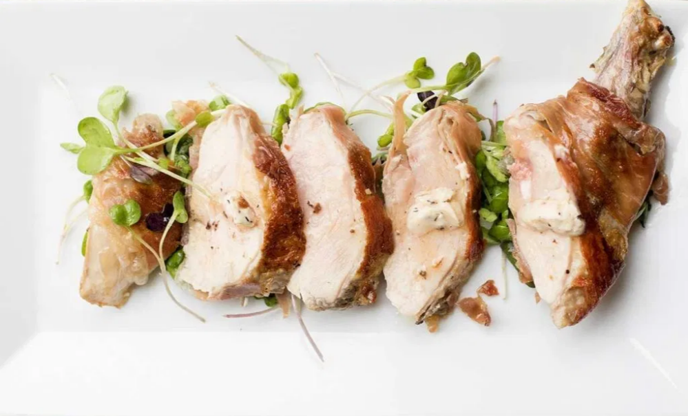 Guinea fowl has tender meat especially the younger ones and the hen. | Guinea Fowl Slices Meat.