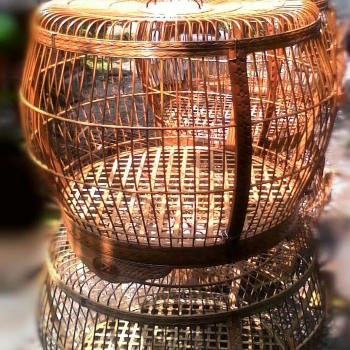 Aneka Sangkar / Kandang Ayam Hias