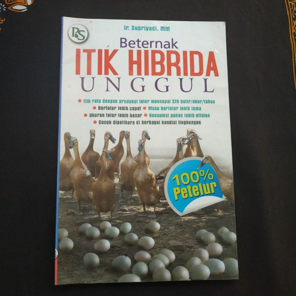 Buku Beternak Itik Hibrida Unggul