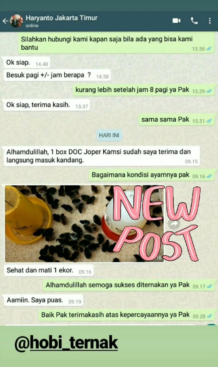 Testimoni Pak Haryanto Jakarta